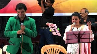 Dekha Ek Khwab To Ye Silsile Hue by Mistu Bardhan & Prashant Naseri at Farmaish Club Vadodara