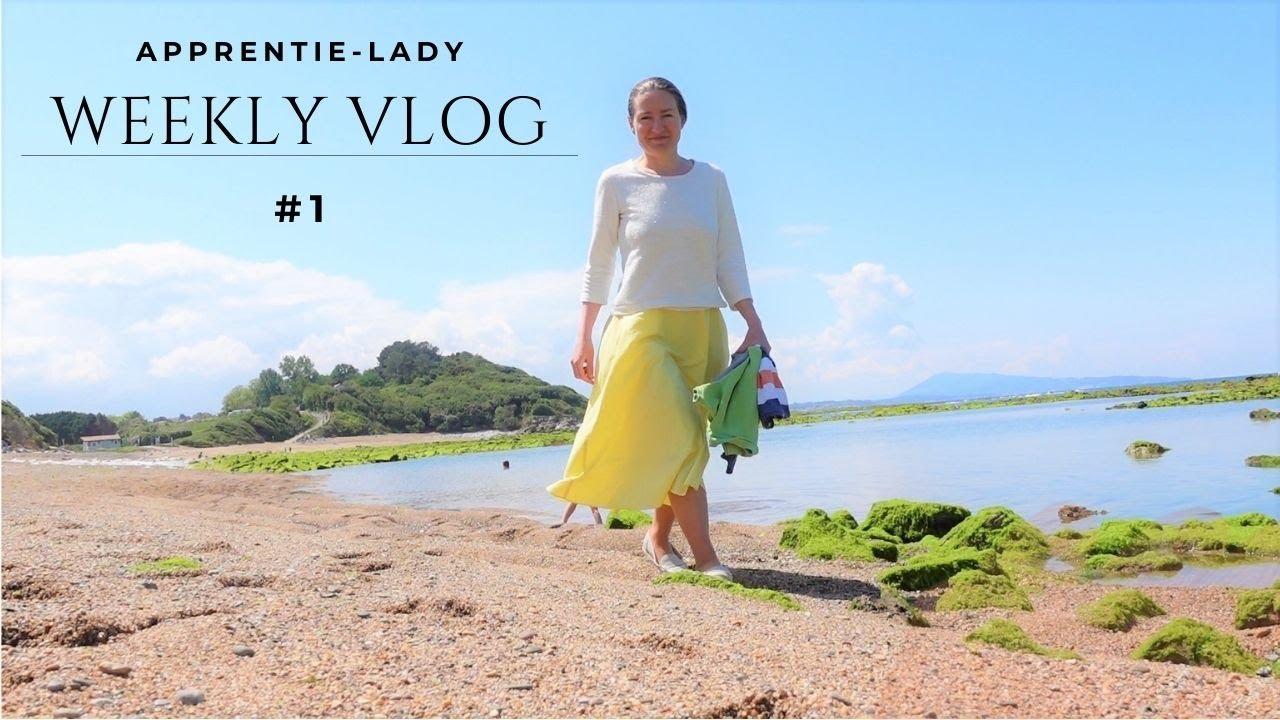 Weekly-vlog #1 d'une apprentie-lady : Comment éduquer les enfants au Beau ?
