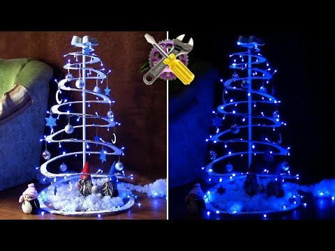 Christmas Tree / How to Make a Christmas Tree from Cardboard🌲⛄DIY
