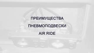 видео Установка пневмоподвески на ГАЗ (GAZ) Соболь 4х4 экспедиционный