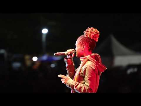 Koffee - Burning (Live At Rebel Salute 2018)