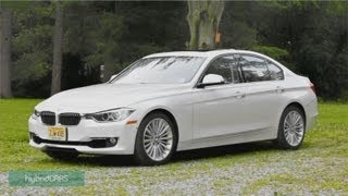 BMW Activehybrid 3 2013 Videos