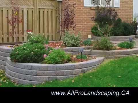 All Pro Landscaping & Carpentry 416-281-7560 - All Pro Landscaping & Carpentry 416-281-7560 - YouTube