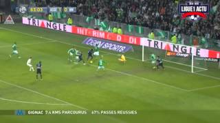 ASSE - OM 2-2 22/02/2015 (Commentaires Canal+)