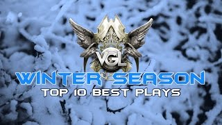 The Top 10 Best Plays From the Vainglory Winter Championships