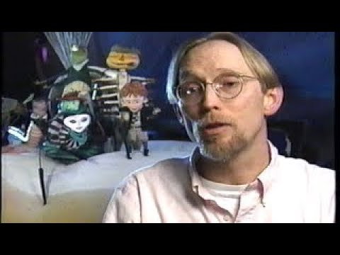 James and the Giant Peach – Look at the Making of the Film (1997) Promo (VHS Capture)