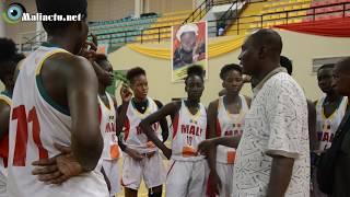 Le Mali confiant pour la coupe du monde de Basket  U17 feminine