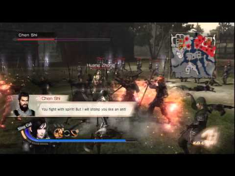 Dynasty Warriors 7: Xing Cai Brutally Murders All of China