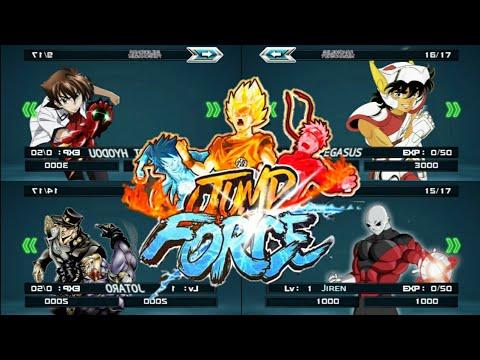 DOWNLOAD Jump Force V1 Android 2019 | DB Tap Battle MOD APK For Mobile