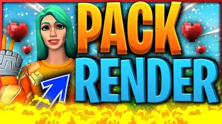 PACK RENDER FORTNITE (ANDROID ET IOS)