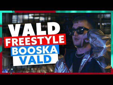 Youtube: Vald   Freestyle BooskaVald
