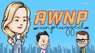 AWNP: Unplugged with Ashley Johnson | Ep. 2