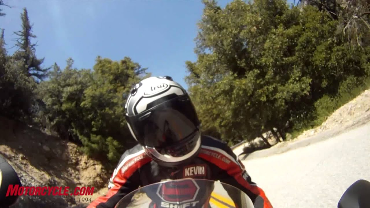 2013 Ducati Panigale R Onboard Video Review