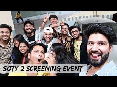 Puri Family Ke Sath | SOTY 2 Screening | Mohit Chhikara Vlog