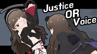 Justice OR Voice 키타자와 시호