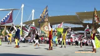 EXPO MILANO 2015 - Festa della Repubblica - Federazione Italiana Sbandieratori