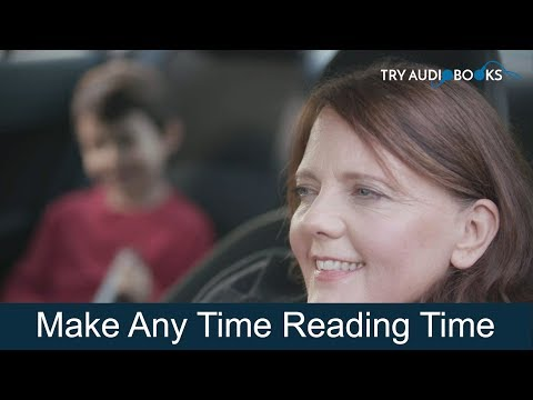 Make Travel Time Reading Time - Listen To An Audiobook