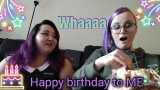 SHE GOT ME WHAT?!!!! BIRTHDAY GIFTS GALORE! (OPEN GIVEAWAY)