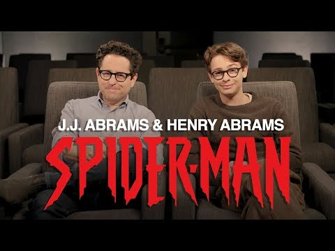 J.J. Abrams & Son Henry Abrams Introduce New Villain In Upcoming Spider-Man Comic