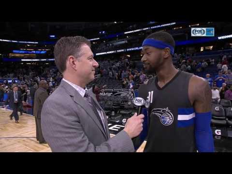 Terrence Ross -- Orlando Magic vs. Atlanta Hawks 02/25/2017