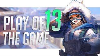Best Overwatch Plays Compilation #13