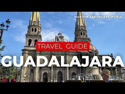 Guadalajara Travel Guide 2019 // Things To Do In Guadalajara Mexico