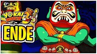 FINALE gegen DHARMENTOR im Dharma Turm YOKAI WATCH 3 Part 220 ENDE 22