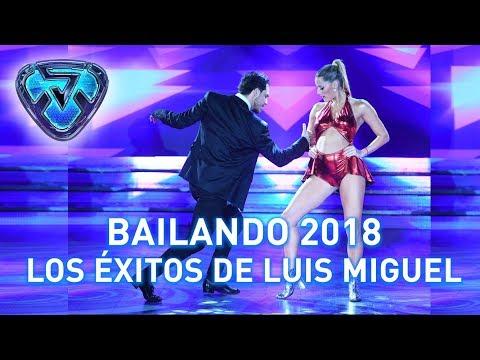 Showmatch - Programa 12/10/18 - Los éxitos de Luis Miguel