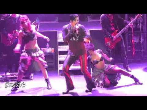 Adam Lambert Fever Amsterdam 112010 .m4v