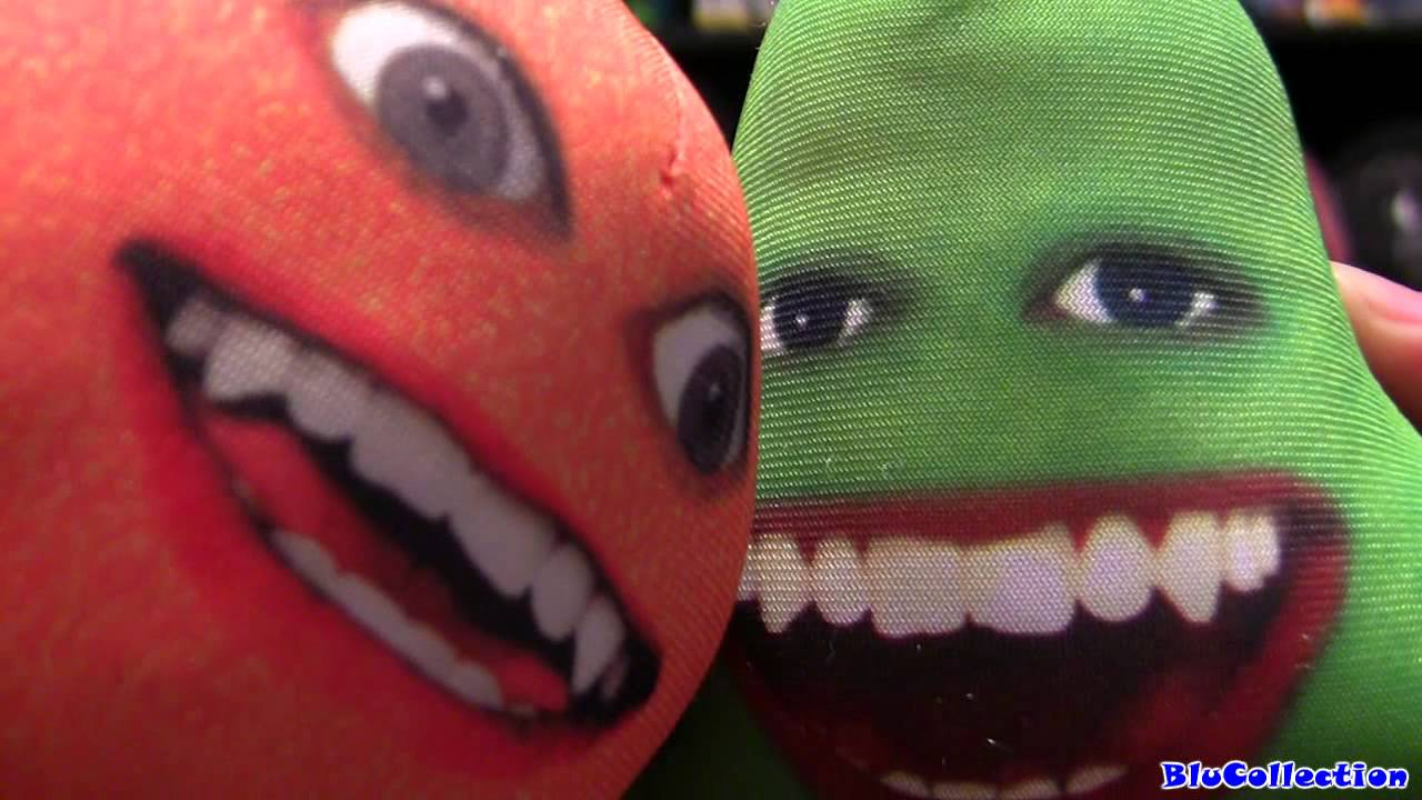 annoying orange toys pear - photo #24