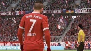 FIFA 18 - FC Bayern Munich vs Real Madrid CF - Gameplay (HD) [1080p60FPS]