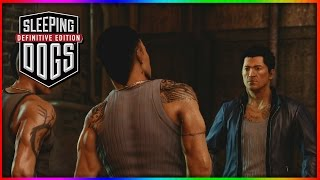 Sleeping Dogs Definitive Edition - ASIAN JERSEY SHORE! (Sleeping Dogs Funny Moments)