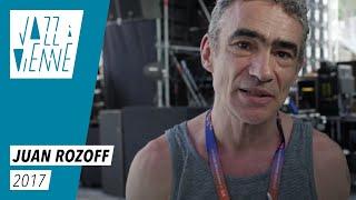 Juan Rozoff - Jazz à Vienne 2017