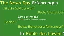 """The News Spy Erfahrungen - War dieser Betrug in """"Die Höhle der Löwen""""?"""