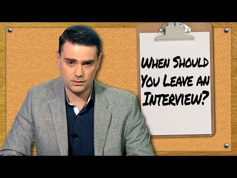 When Should You Leave An Interview? thumbnail