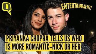 Is Nick More Romantic Or Priyanka? 'The Sky Is Pink' Actor Answers  The Quint