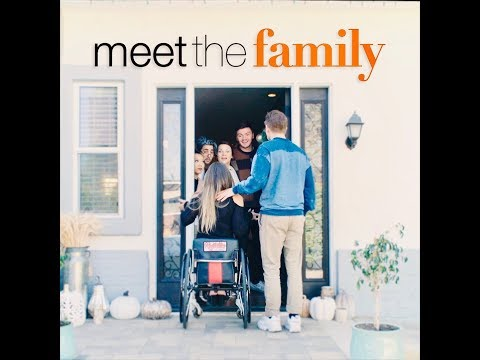 Meet the Family-Girlfriends in a wheelchair!