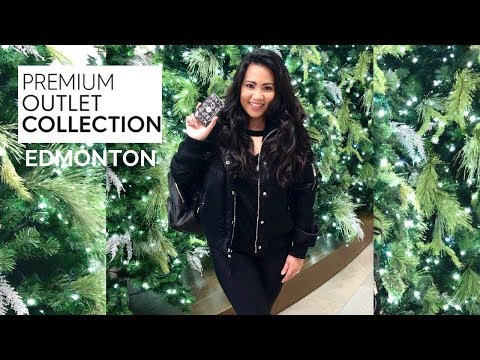 Premium Outlet Mall Edmonton International Airport