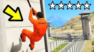 GTA 5 - ULTIMATE PRISON BREAK!! (Part 2)