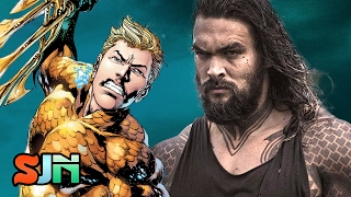 Momoa Promises Aquaman is Like Nothing You've Ever Seen!