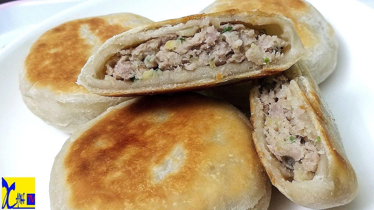 Cách làm Bánh Rán mặn ( Bánh rán nhân thịt) đúng chuẩn tại nhà by Xanh TV