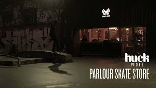 Parlour Skate Store - Huck Indies