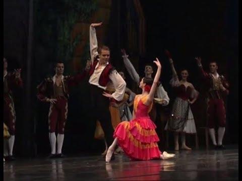 2018 Don Quixote Excerpts - Novikova & Sarafanov