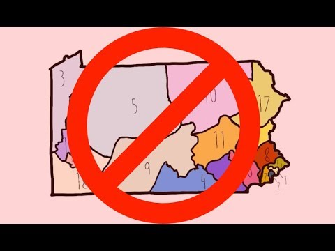 PA Gerrymandering Struck Down: State Supreme Court Tosses District Map