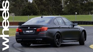 BMW M5 Nighthawk 2013 Videos