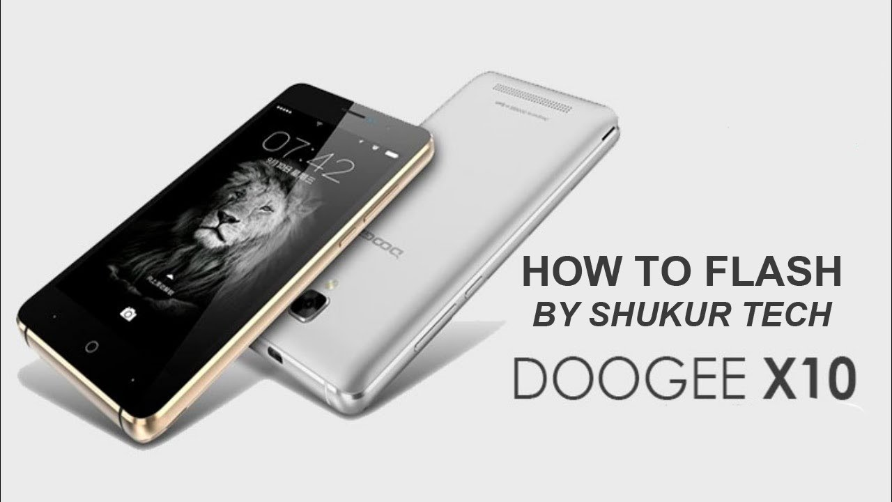 Doogee X10 Android 6 0 FlashTool прошивка - как прошить - flashing - how to  flash By Shukur Tech