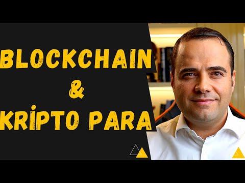 Blockchain ve Kripto Para (1. Bölüm)