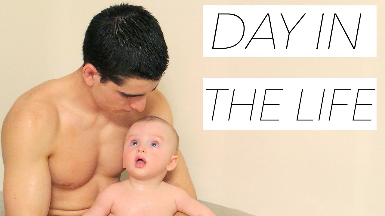 K Baby TEEN DAD: DAY IN THE L...