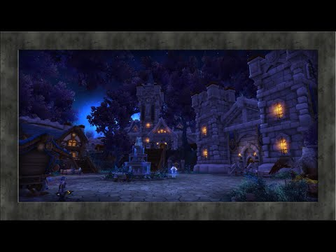 Interactive World of Warcraft: Warlords of Draenor Music: Alliance