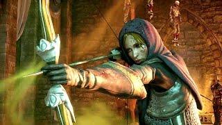 Dragon Age Inquisition - Gameplay Demo: Redcliffe Castle - Part #2 (E3 2014)   EN